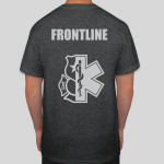 Frontline Shirt (back)